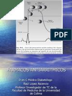 FARMACOS ANTIARRITMICOS