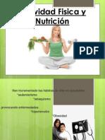 Diapo Actividad Fisica Y Nutricion