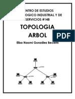 TOPOLOGIA ARBOL
