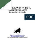 Entre Babylon y Zion