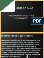 Efectos en Dispositivos Electronicos Electros