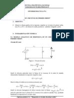 Informe Práctica #6 - Ver.2