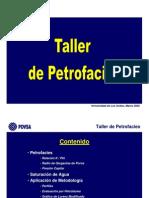 Taller de Petrofacies