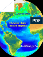 Review Us Global Change Research Program Strategic Plan