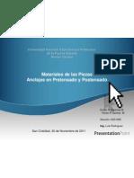 Precomprimido Expo Anclajes