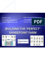 Building Perfect Share Point Farm Michael Noel
