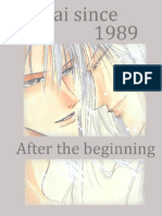 Zetsuai Since 1989 After the Beginning Por Shaka
