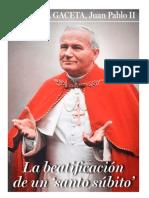 Especial Betatificacion Jpii