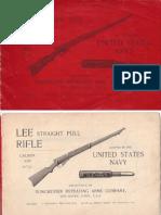 Lee Navy Rifle Handbook