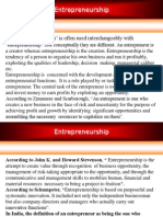 Unit 1 Entrepreneurship