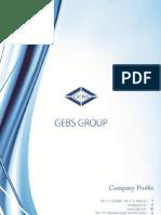 GEBS Group - Company Profile