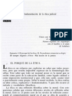 f Etica Judicial
