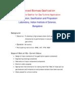 AdvancedBiomassGasification