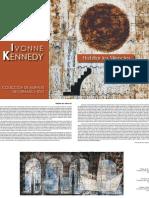 Catálogo Ivonne Kennedy Habitar Los Silencios