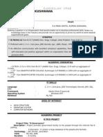 Pramod Nw Resume