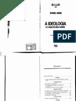 BOUDON a Ideologia 1989
