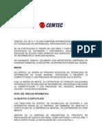 CEMTEC 2