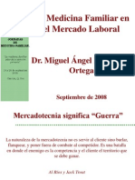 2 El Medico Familiar y El Mercado Laboral