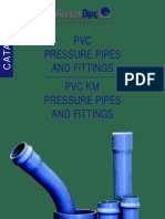 PVC Pressure Pipes and Fittings Catalogue (Pannon Pipe)