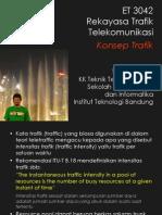 Rekayasa Trafik Telekomunikasi