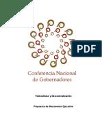 Acuerdo Federalismo 2008