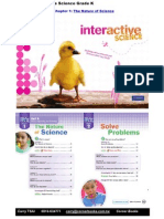Pearson Interactive Science Grade K