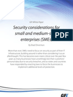Security and SMBs