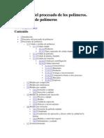 proceso de polimeros