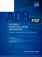 Building a Knowledge-Centric Organization (For Print)