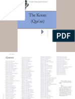 The Koran - Unknown