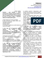 TRIBUNAIS_CONSTITUCIONAL - Questões