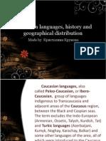Caucasian Languages
