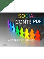 Social Content