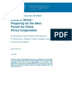 2.Cina's Policy in Africa
