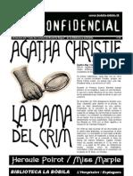 L'H Confidencial, 54. Agatha Christie