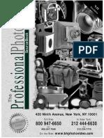 Pro Photo Source Book