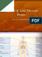 Anti Thyroids