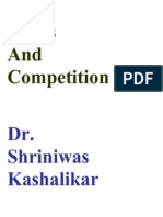 Stress and Competitiondr Shriniwas Kashalikar