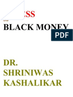 Stress and Black Money Dr. Shriniwas Kashalikar