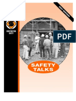 Safety Talk