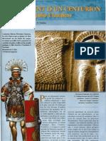 L'équipement d'un Centurion à l'époque des Julio-Claudiens