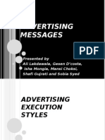 Advertising Styles