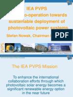 1_Nowak IEA_PVPS_WS_VAL_100910