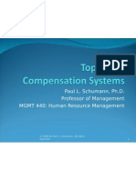 Mgmt440 t10 Compensation Systems