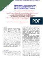 Finite Element Analysis for Through