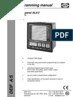 AL8-2 Programming Manual