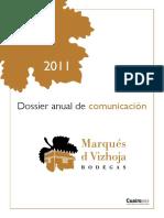 Dossier Comunicacion 2011