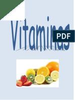 Trabajo Vitaminas