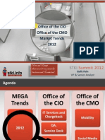 Galit Fein Office of the CIO Presentation Full Version v5