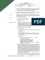 20070300 BRR NIAS SOP Draft Prosedur Penyusunan Program Mutu